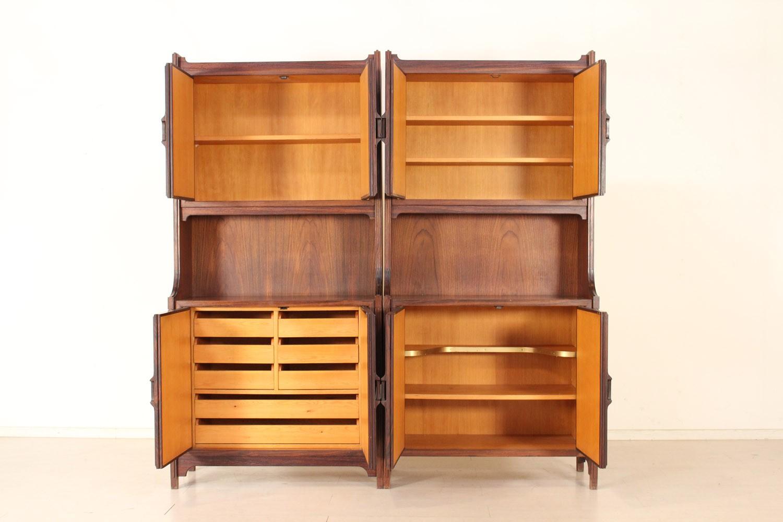 Credenze in coppia anni 39 60 marco polo antiques online - Mobili vintage anni 60 ...