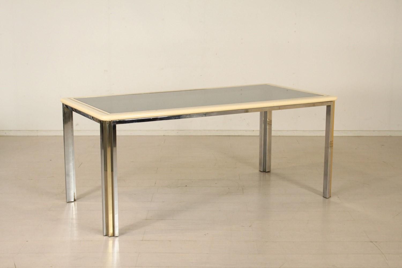tavolo anni 39 70 80 stile willy rizzo marco polo On tavolo willy rizzo