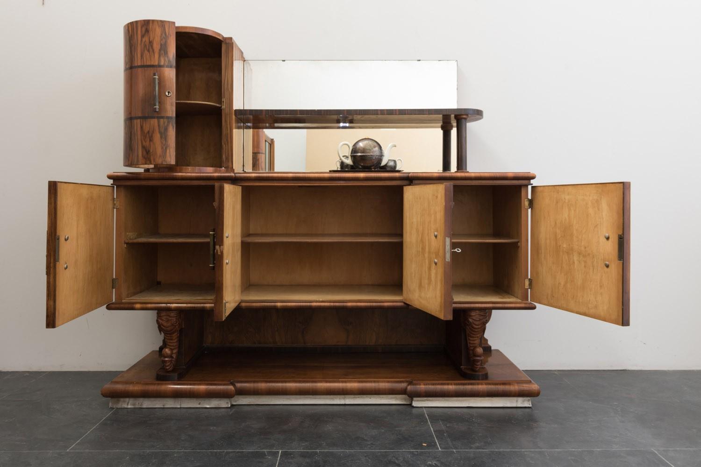 Sala art deco 39 1930 marco polo antiques online for Arredamento art deco