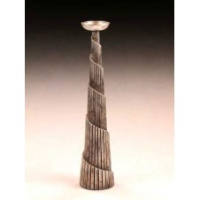 CANDLE HOLDER, DUBAI TOWER, 2/SET, 13X61