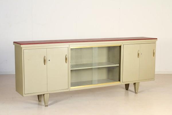 Mobile contenitore da ufficio trau anni 39 50 marco polo for Scrivania ufficio anni 50