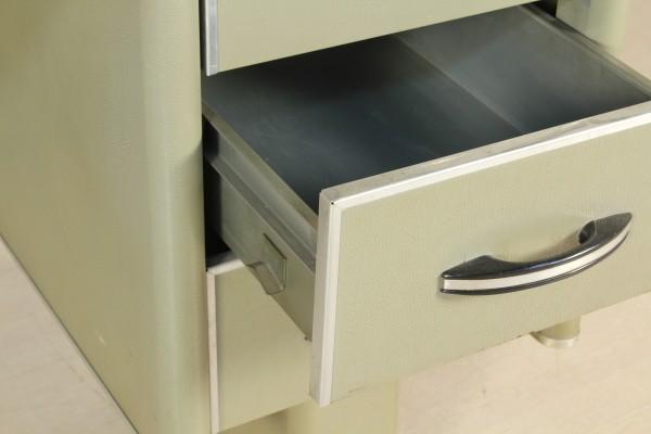 Scrivania Ufficio In Metallo : Scrivania da ufficio anni 50 in metallo marco polo antiques
