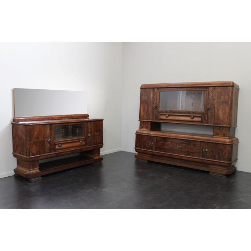 Mobili firmati busnelli pietro marco polo antiques - Mobili art deco ...