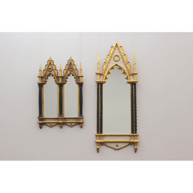 Specchiere gotiche marco polo antiques online - Specchiere on line ...