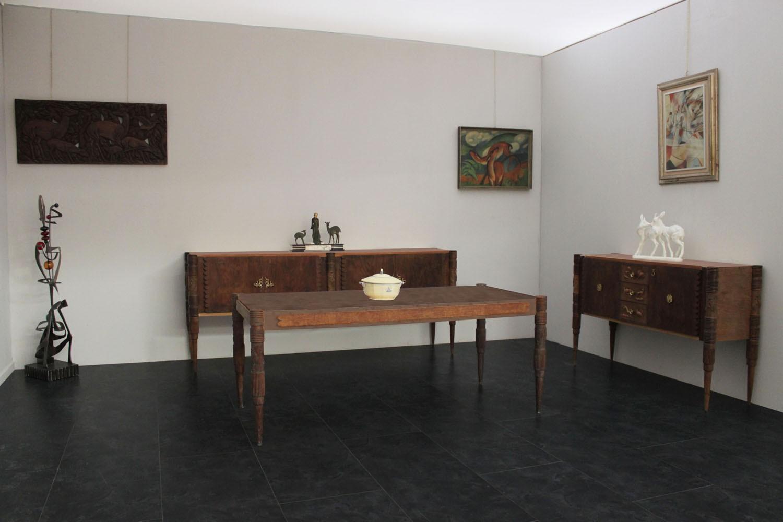 SALA DA PRANZO TIPO COLLI - Marco Polo - Antiques online -